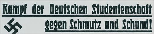 Fortsetzung im Nationalsozialismus (Universität Karlsruhe)