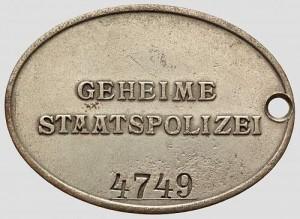 Gestapo-Marke