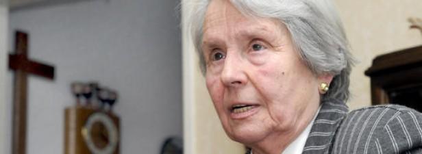 Helga-Pelz-Anfelder (2010); Foto: Gerd Wallhorn