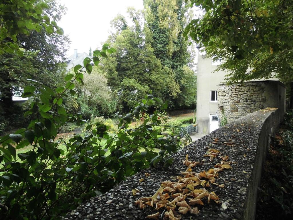 Paters Garten zwischen Westgraben und West.......; Foto: Wolf Stegemann
