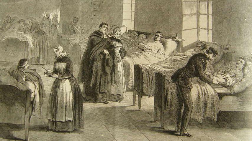 Krankendienst der Terzianerinnen
