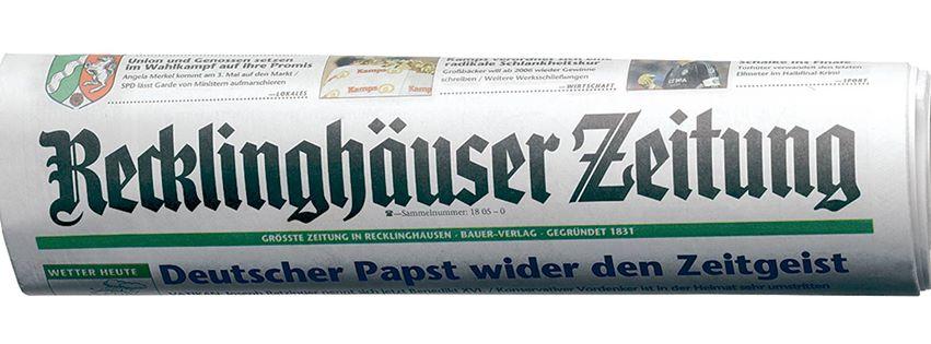231-Recklinghäuser Zeitung