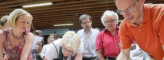 Bildungsverbund in Wulfen; Foto: Ralph Heeger