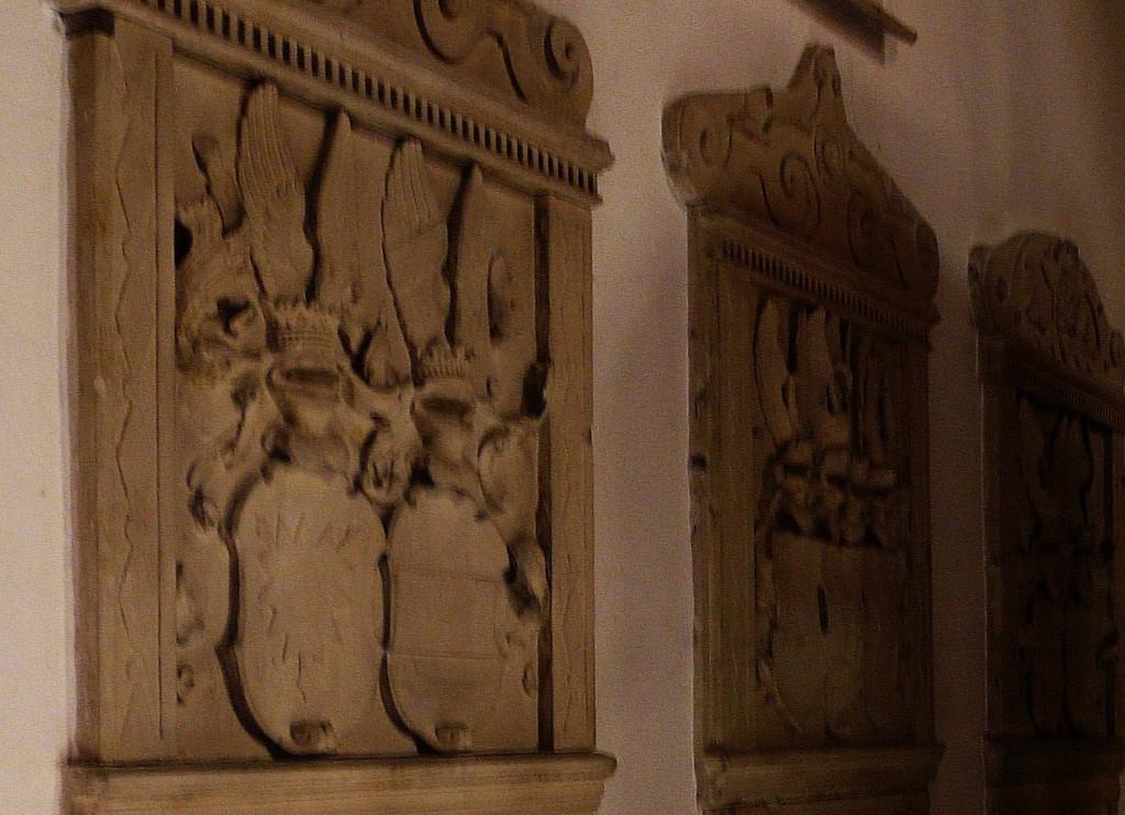 Epitaph in der Kirche; Foto: Maria Nienhaus
