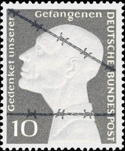 Briefmarke 1953