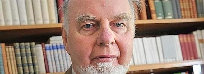 Kirchenhistoriker und Initiator Helmut Geck