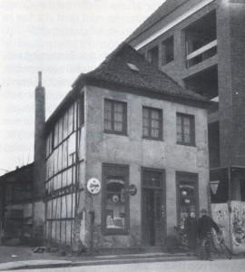 Elternhaus von Franz Jochmaring in Dorsten