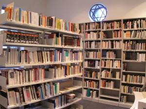 Museumsbibliothek; Foto entnommen jmw-Website