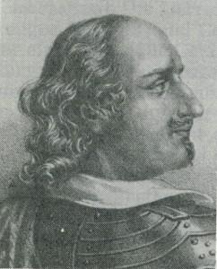 Peter Melander alias Graf Holzappel