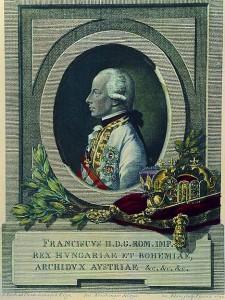 Franz II., letzter Kaiser des Hl. Röm. Reichs