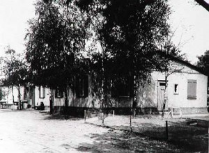 Baracke Haus Berta