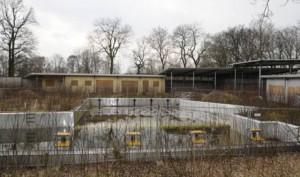 Das Freibad wurde trotz Versprechen der Poilitik nicht mehr renoviert; Foto: marl aktuell