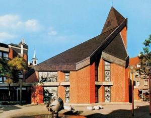 Franziskanerkirche heute