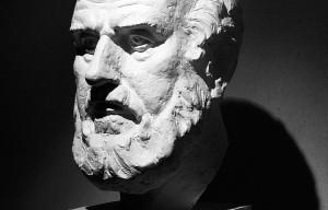 Hypokrates von Kos (um 460 bis 370 v. Chr).