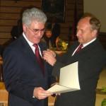 Ordensverleihung 2005