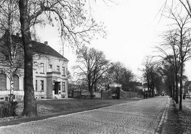 """""""Dorstener Straße"""" in Crange (1935)"""