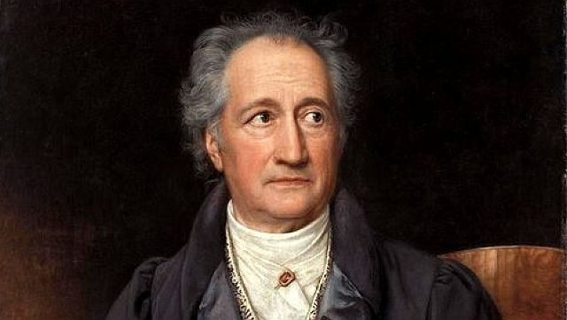 Johann Wolfgang von Goethe war am 6. Dezember 1792 in Dorsten