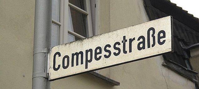 Straße in Hervest-Dorsten