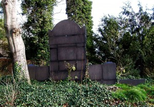 Grabanlage Paton auf dem ehem. Friedhof an der Bovenhorst