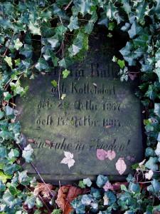 Friedhof Bovenhorst; versteckt