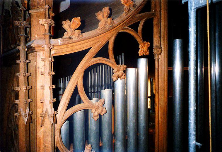 Breil-Orgel in Telgte
