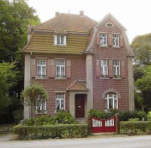 Villa Wienbeck: Wohn- und Amtshaus Brun