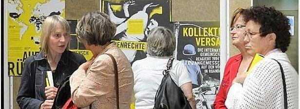 Ausstellung von ai Dorsten zum 50-jährigen Jubiläum