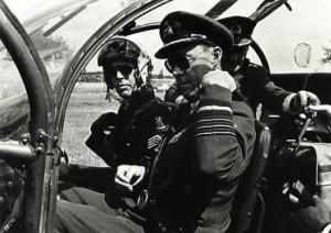 Besuch von Prinz Berhard der Niederlande in Ele; Foto: Hans Pleijser