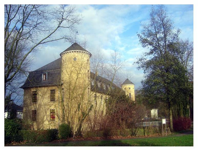 Die Horneburg
