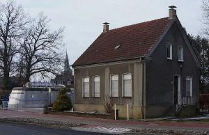 Asylbewerber-Unterkünft Dülmener Straße; Foto: Christian Gruber