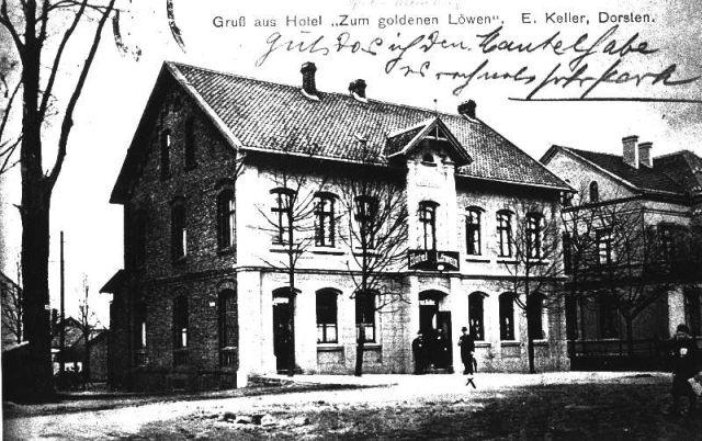 Haus Altenburg; Foto: Sammlung Günter Grau