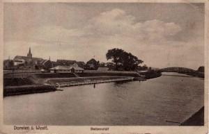 Badeanstalt am Kanal 1930