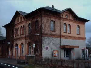 Bahnhof Dorsten (heute); Foto: Wikipedia, Stefan