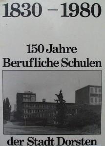 B-Berufliche Schuilen-150 Jahre Festschrift 1980