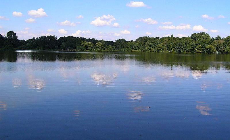 Blaue See in Holsterhausen