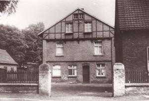 """Kommissariat Holsetrhausen, 1933 bis 1945 das """"Braune Haus"""""""
