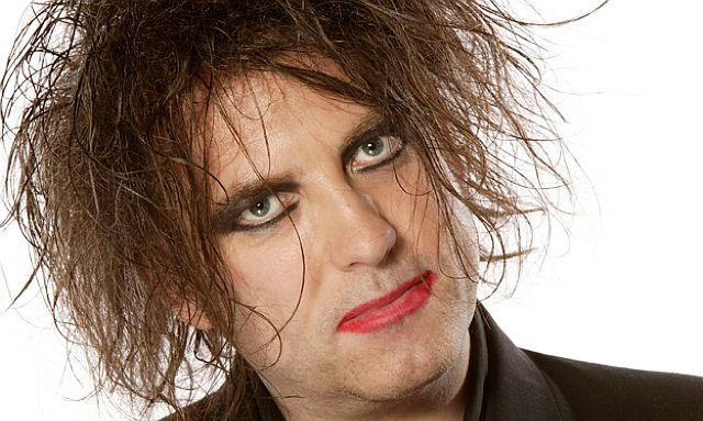 "Robert James Smith von ""The Cure"""