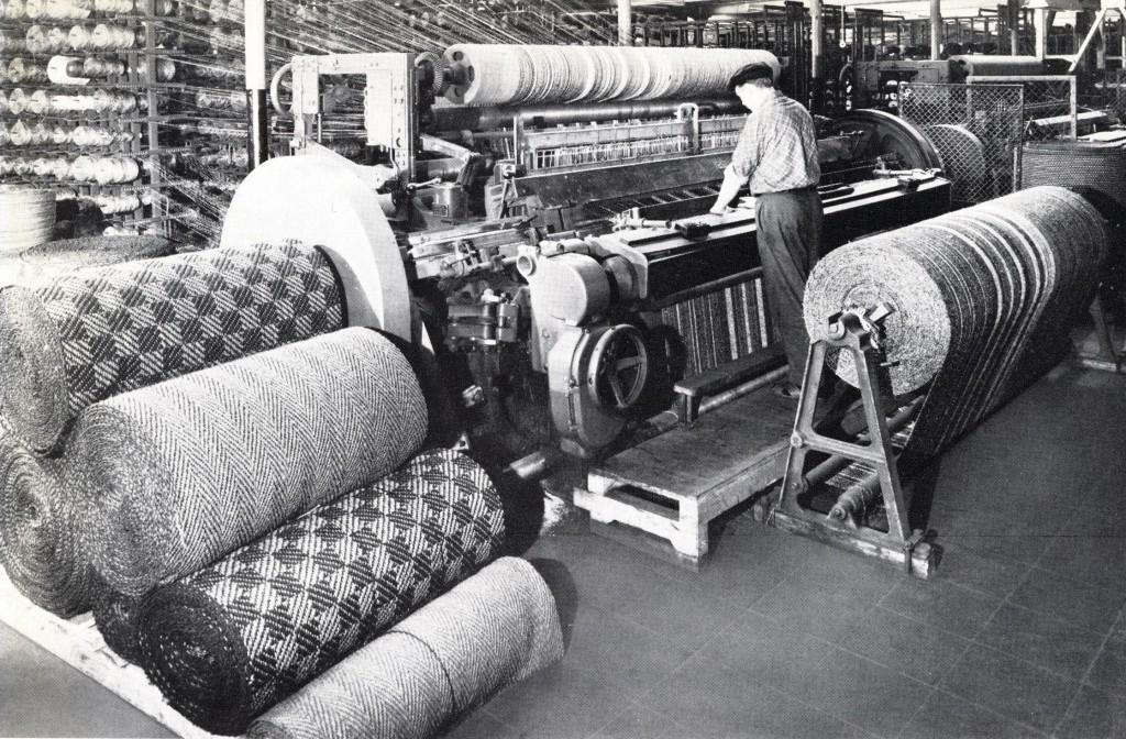 Fabrikation um 1960