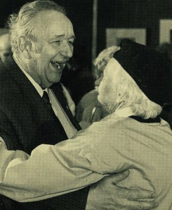 Ein Tänzchen mit Tisa von der Schulenburg