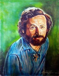 Antinio Filippin, Gemälde von Gonschor 1977