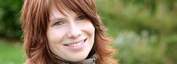 Kriminalschriftstellerin Lucie Fleppe; Foto: privat/Grafit-Verlag,