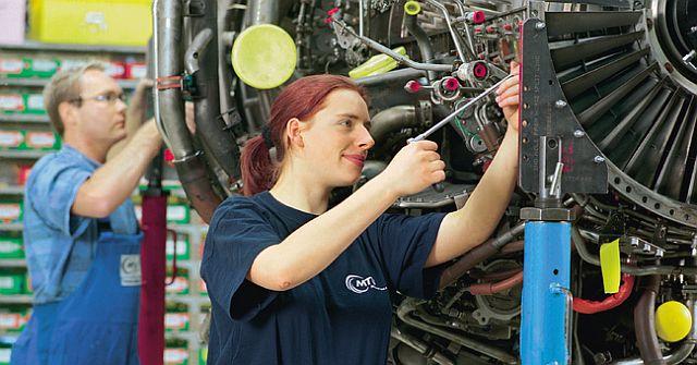 Ziel bleibt: Mehr Frauen in gewerbliche Berufe