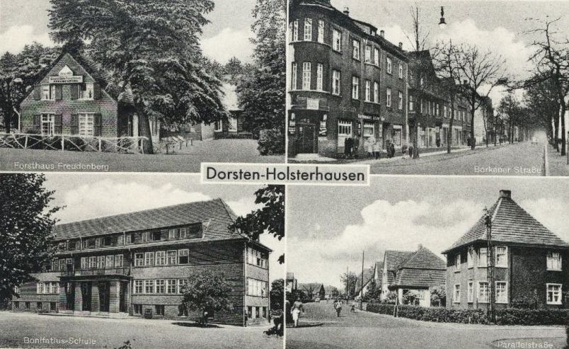 Postkarte um 1960