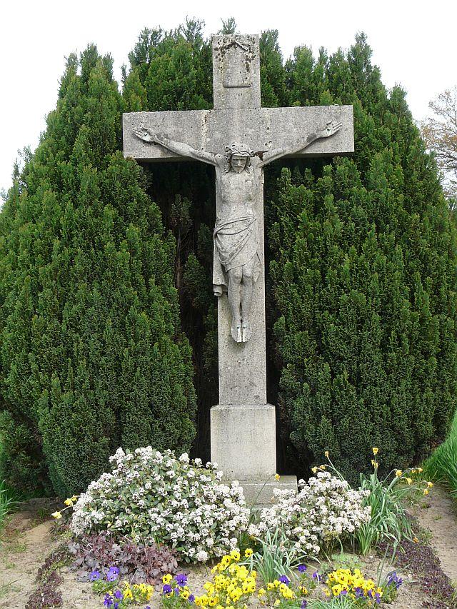 Kreuz am Hof Booke in Lembeck; Foto: Maria Ninehaus