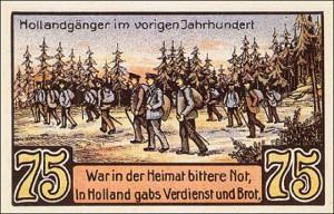 Notgeld der Stadt Freren 1922