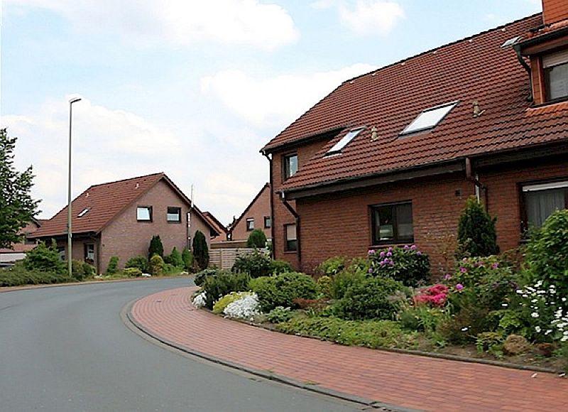 Einfamilienhäuser in Barkenberg; Foto: StadtBauKultur NRW