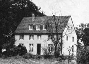 Bauernhaus Rößmann 1952