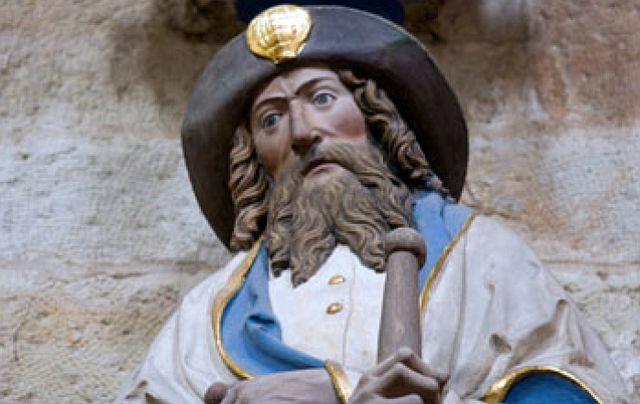 Hl. Jakobus am Dom St. Peter in Osnabrück