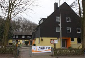 Vorübergehend Flüchtlingsheim 2015/16; Foto: Gruber