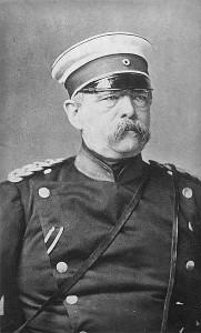 Reichskanzler Bismarck